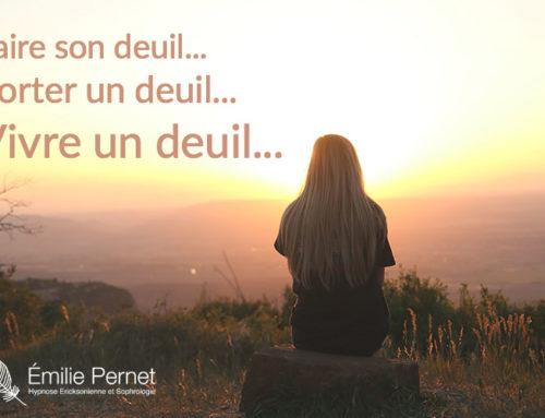 Comment « faire » son deuil ? Let it go…