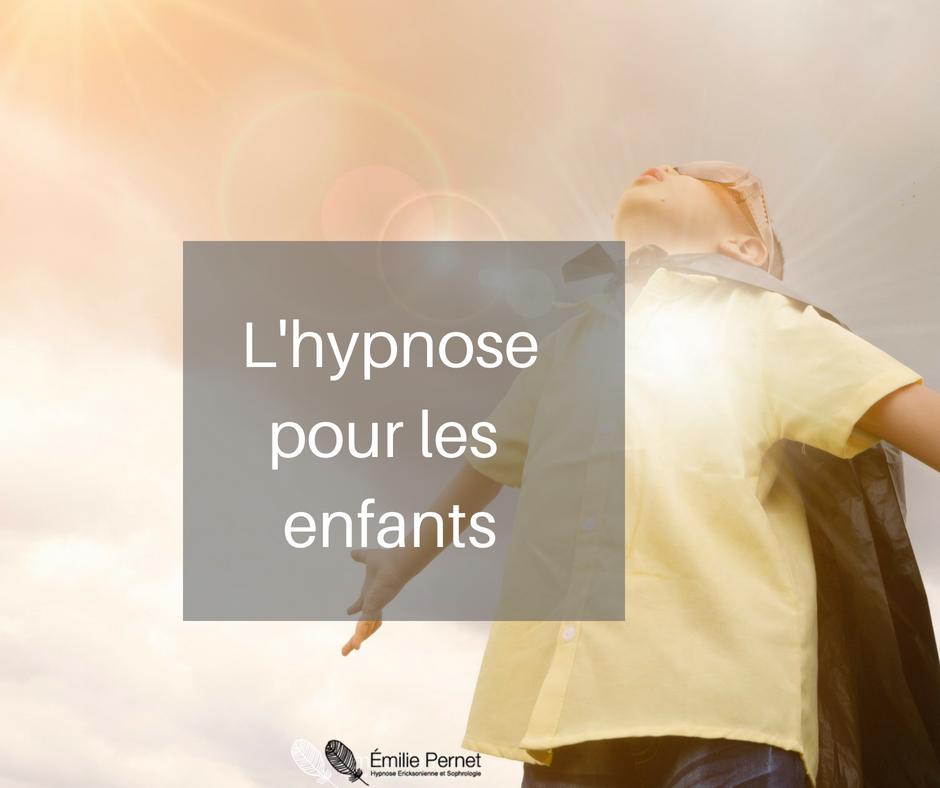 Application de l'hypnose - Hypnose pour les enfants